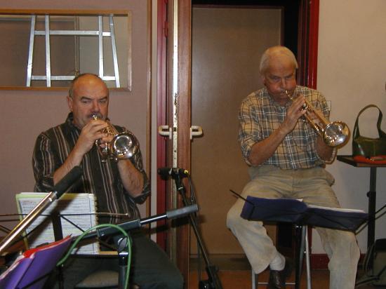 Deux trompettes