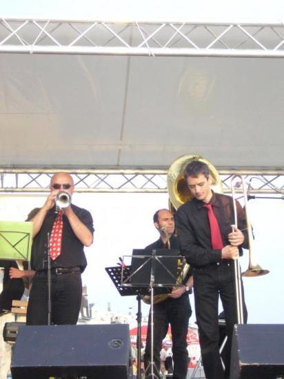 Bruno Avenel, Eric Simon et Loïc Séron