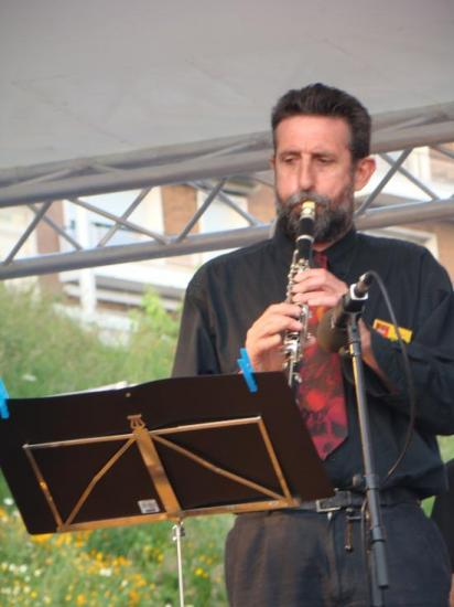 Clarinettiste/saxophoniste